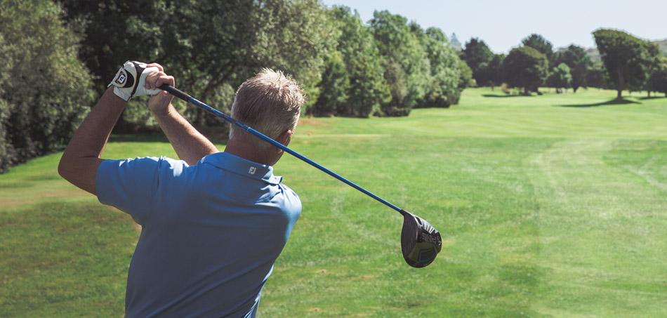 Lanhydrock Hotel Golf Image