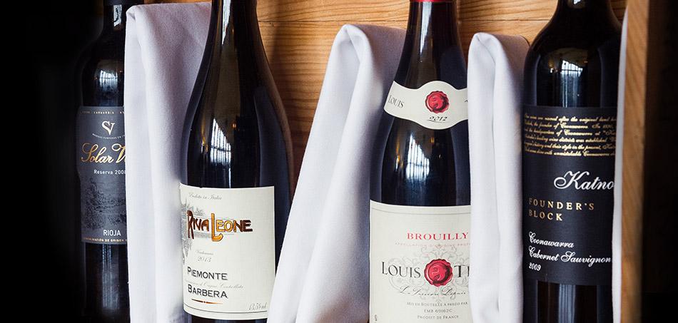 Lanhydrock Wine Image