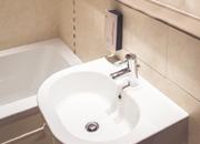 Lanhydrock Hotel Double Room Bathroom Image