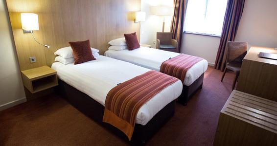Lanhydrock Hotel Twin Room Image 1