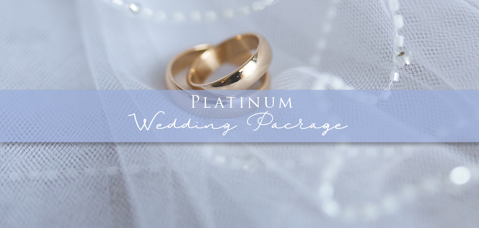 Platinum Wedding Packages