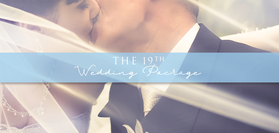 Wedding Package The 19th