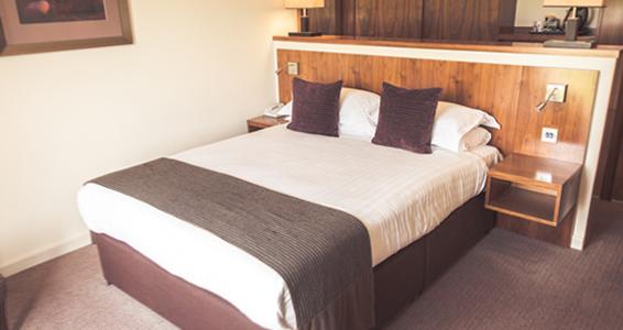 Lanhydrock Hotel Double Room Image