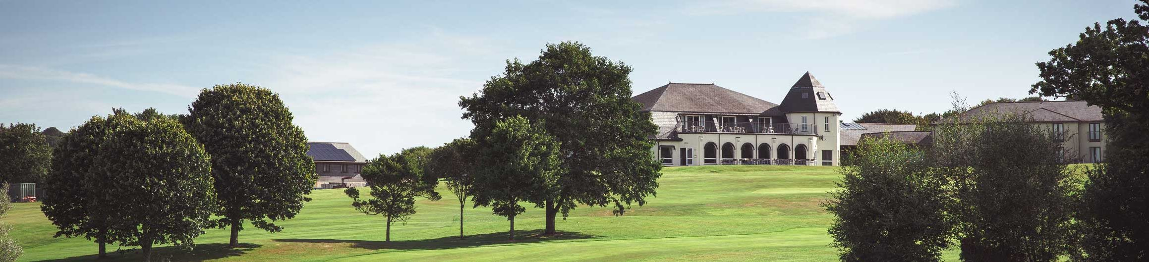 Lanhydrock Hotel Golfcourse