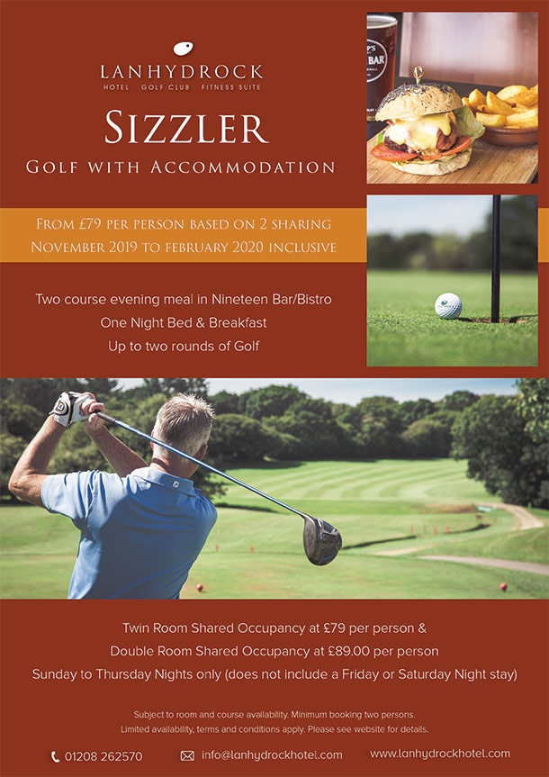 Sizzler Poster