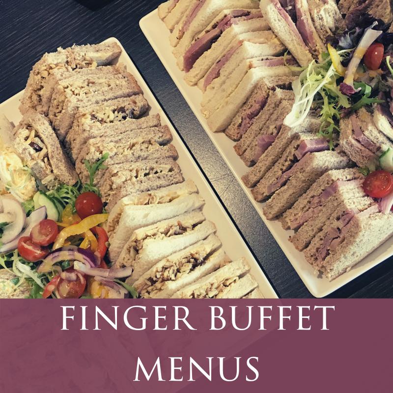 Lanhydrock Hotel Finger Buffet Menus Image
