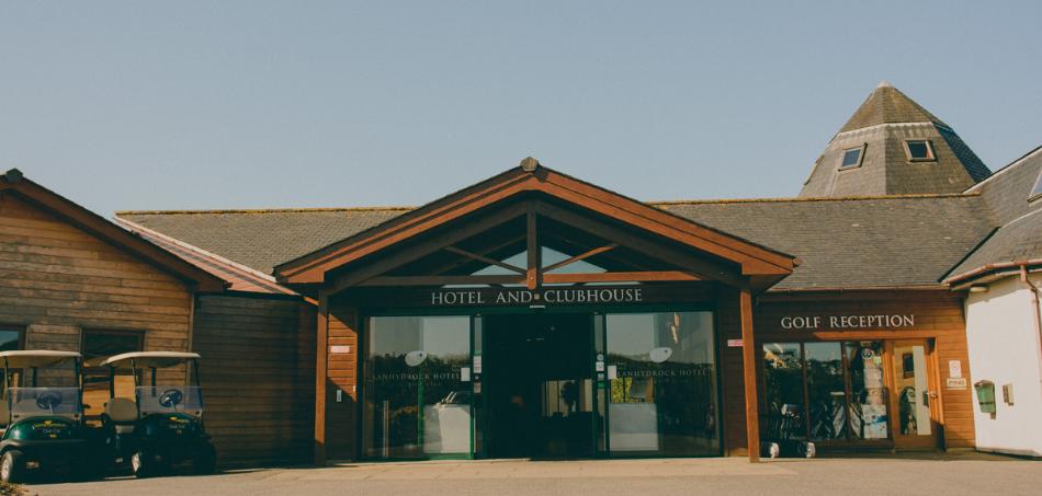 Lanhydrock hotel