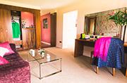 Room Interior Superior Suite Lanhydrock Hotel